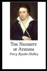 The Necessity of Atheism by Percy Bysshe Shelley