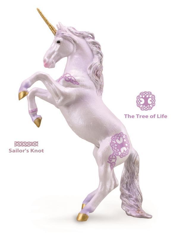 CollectA - Pink Unicorn Mare (XL)