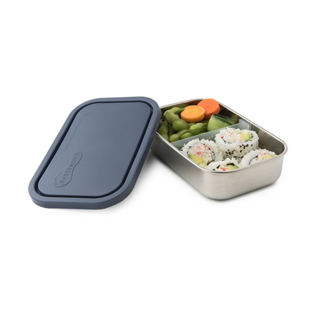 Kids Konserve: Divided Rectangle Container - Ocean