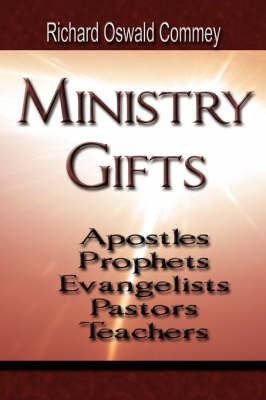Ministry Gifts by Richard Oswald Commey image