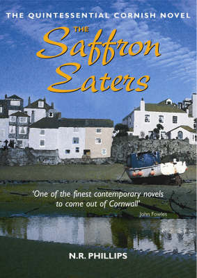 The Saffron Eaters by N.R. Phillips image