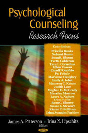 Psychological Counseling Research Focus image