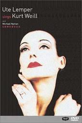 Lemper, Ute - Sings Weill & Nyman on DVD