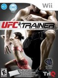 UFC Personal Trainer includes Leg Strap for Nintendo Wii