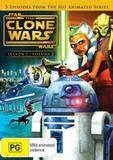 Star Wars: The Clone Wars: Season 1 - Volume 2 DVD