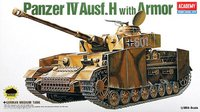 Academy German Panzer IV H with Armour 1/35 Model Kit