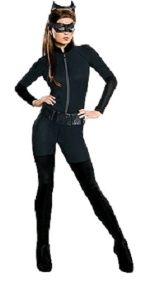 Catwoman Adult Costume (Small) image