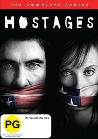 Hostages - Season 1 on DVD