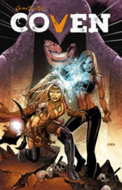 Grimm Fairy Tales presents Coven by Zach Calig