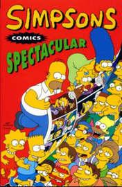 Simpsons Comics Spectacular by Matt Groening