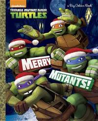 Merry Mutants! by Golden Books