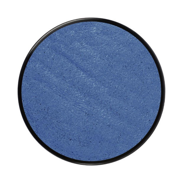 Snazaroo Face Paint - Metallic Electric Blue (18ml)