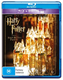 Harry Potter: Year 6 - The Half-Blood Prince (Special Edition) on Blu-ray