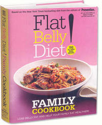 Flat Belly Diet! Family Cookbook by Liz Vaccariello image