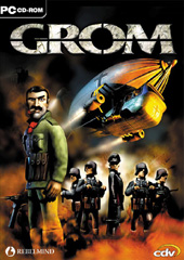 Grom for PC Games