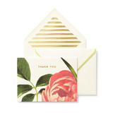 Kate Spade Thank You Set (Floral, Set of 10)