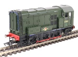 Hornby: Late BR 0-6-0 '13363' Class 08