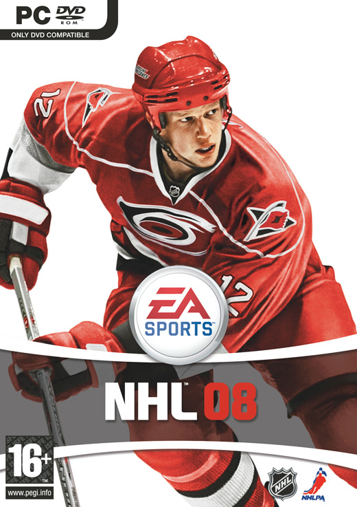 NHL 08 for PC Games image