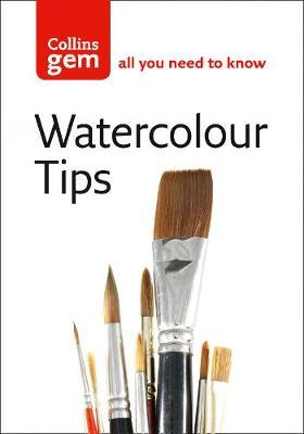 Watercolour Tips by Ian King image