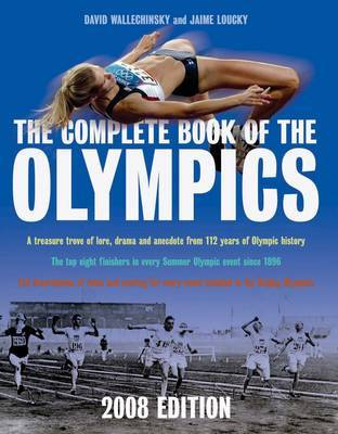 The Complete Book of the Olympics by David Wallechinsky image