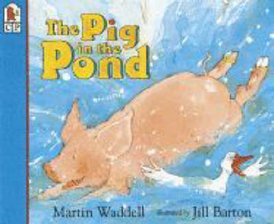 Pig In The Pond With Cd by Martin Waddell
