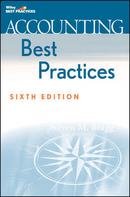 Accounting Best Practices by Steven M. Bragg image