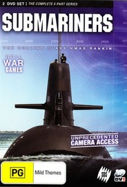 Submariners - Complete Series (2 Disc Set) on DVD