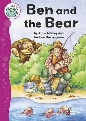 Tadpoles: Ben and the Bear by Anne Adeney image