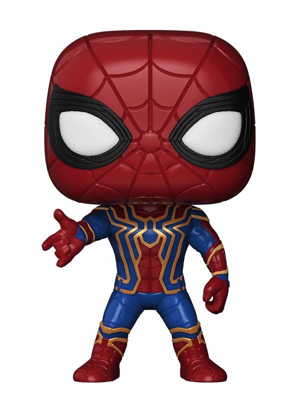 Avengers: Infinity War - Iron Spider Pop! Vinyl Figure image