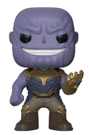 Avengers: Infinity War - Thanos Pop! Vinyl Figure