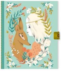 Djeco: Lucille Secrets - Notebook