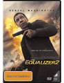 The Equalizer 2 on DVD
