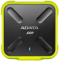 Adata: SD700 USB3.1 Rugged IP68 External SSD 512GB