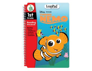LeapPad Book: Finding Nemo image