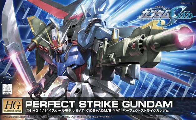 HG 1/144 Perfect Strike Gundam - Model Kit