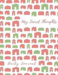 My Secret Thoughts by Tafadzwa Hopewell Chikuruwo image