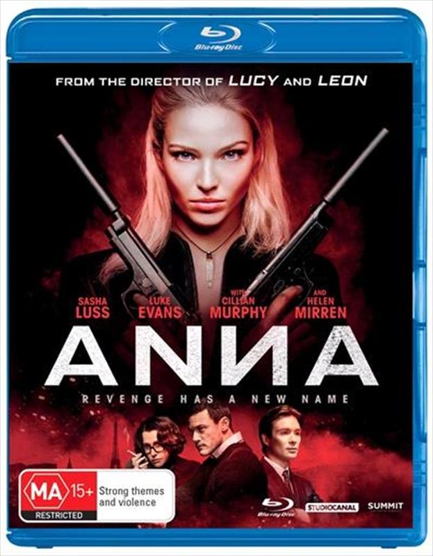 Anna (2019) on Blu-ray