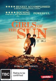 Girls of the Sun on DVD