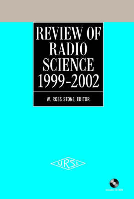 Review of Radio Science: 1999-2002 URSI image