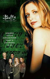 Buffy The Vampire Slayer Season 7 Vol 2 on DVD