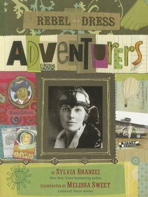 Rebel in a Dress: Adventurers by Sylvia Branzei image