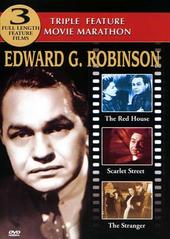 Edward G Robinson Triple Feature (the Red House/scarlet Street/the Stranger) on DVD