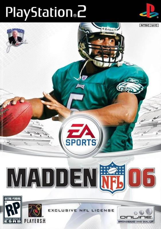 Madden NFL 06 for PlayStation 2