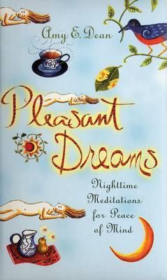 Pleasant Dreams by Amy E. Dean image