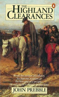 The Highland Clearances by John Prebble image