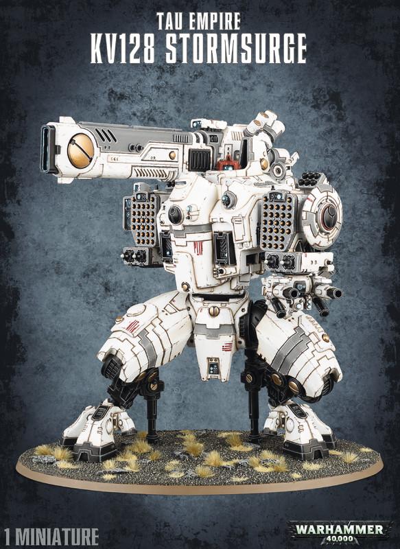 Warhammer 40,000 Tau Empire -KV128 Stormsurge