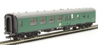 Hornby: BR Mk1 Coach Corridor Brake 2nd Class - BR Green