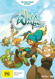 Wakfu: The Child from the Mist on DVD