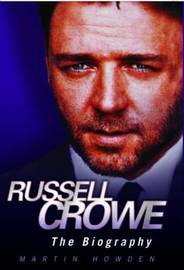Russell Crowe by Martin Howden image