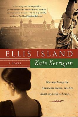 Ellis Island by Kate Kerrigan image